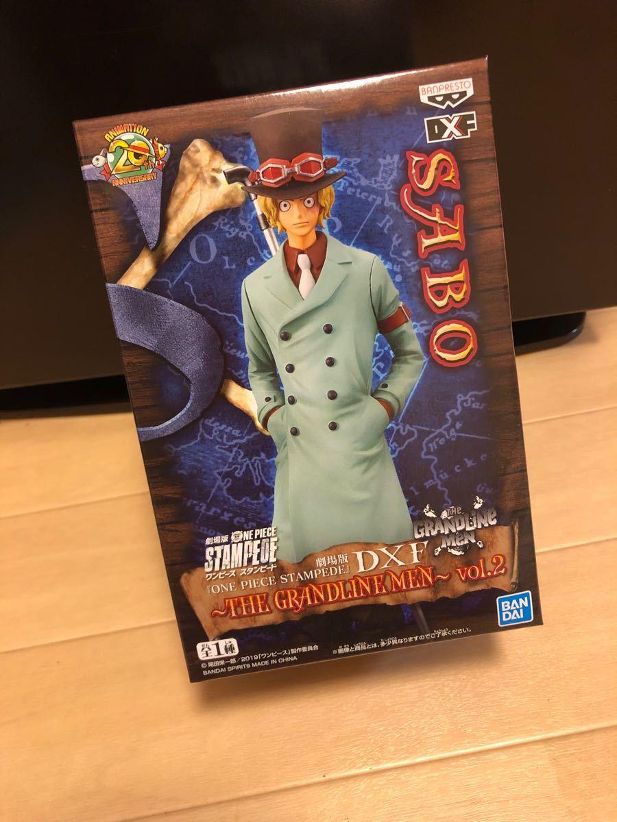 ワンピース スタンピード DXF THE GRANDLINE MEN vol.2 サボ (SABO)