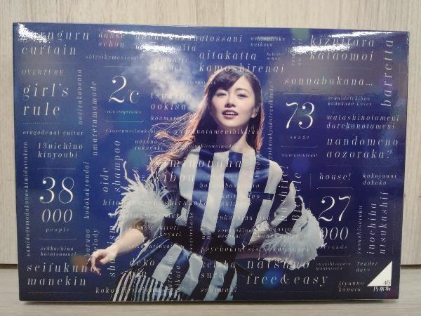 乃木坂46 3rd YEAR BIRTHDAY LIVE 2015.2.22 SEIBU DOME(完全生産限定版)(Blu-ray Disc) 白石麻衣 西野七瀬_画像1