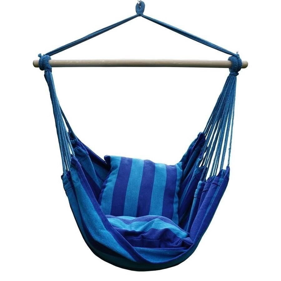 ハンモックロープ椅子スイングチェアシートと 2 枕屋内屋外席椅子ベアリングハイキングキャンプマットクマ 165_画像2