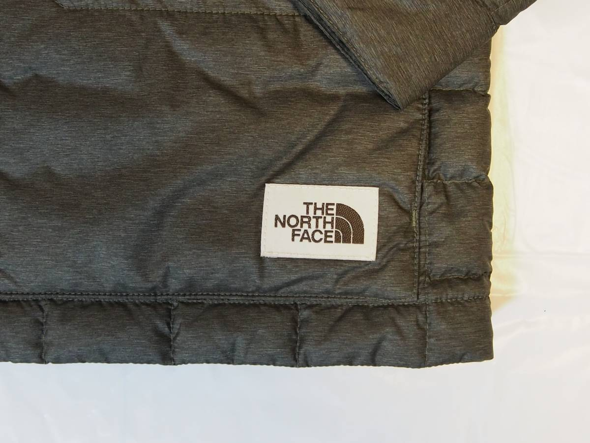 【USA購入、未使用タグ付】ノースフェイス レディース ThermoBall ジャケット S グリーン系 The North Face ThermoBall Eco Snap Jacket_画像2