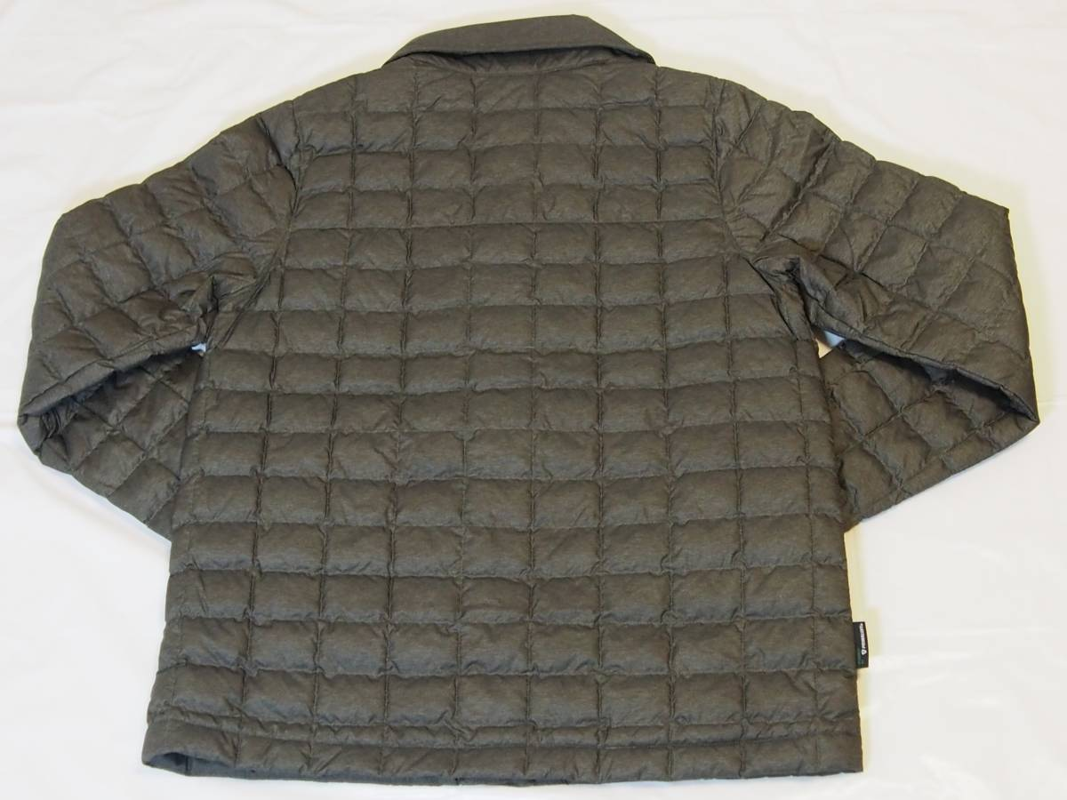 【USA購入、未使用タグ付】ノースフェイス レディース ThermoBall ジャケット S グリーン系 The North Face ThermoBall Eco Snap Jacket_画像3
