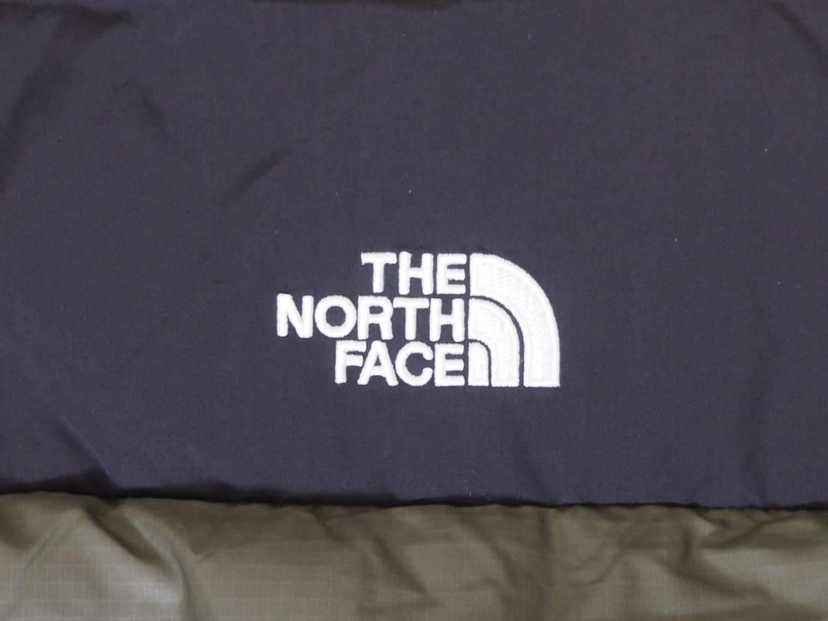 【USA購入、未使用タグ付】ノースフェイス Balham ダウンジャケット メンズ L グリーン Balham Down Jacket NEW TAUPE GREEN MATTE_画像4