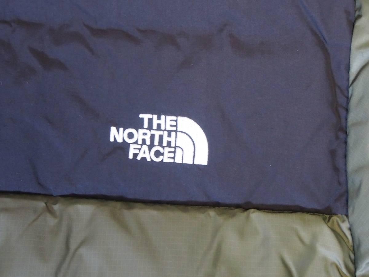 【USA購入、未使用タグ付】ノースフェイス Balham ダウンジャケット メンズ M グリーン Balham Down Jacket NEW TAUPE GREEN MATTE_画像4
