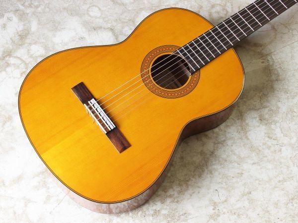 【中古】YAMAHA CG142S クラシックギター ヤマハ トップ単板【2020090003468】_画像2