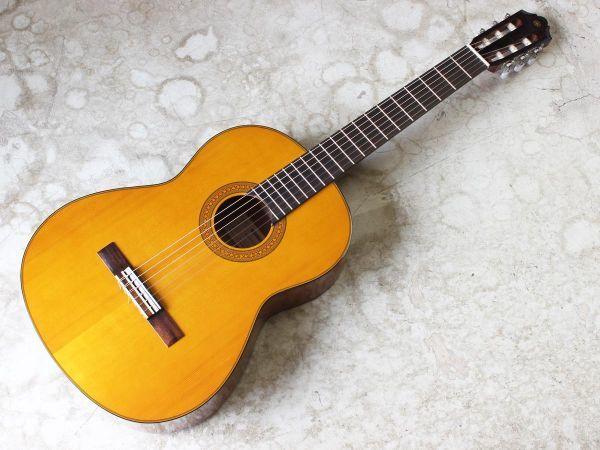 【中古】YAMAHA CG142S クラシックギター ヤマハ トップ単板【2020090003468】_画像1