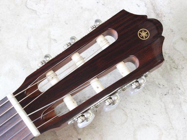 【中古】YAMAHA CG142S クラシックギター ヤマハ トップ単板【2020090003468】_画像5