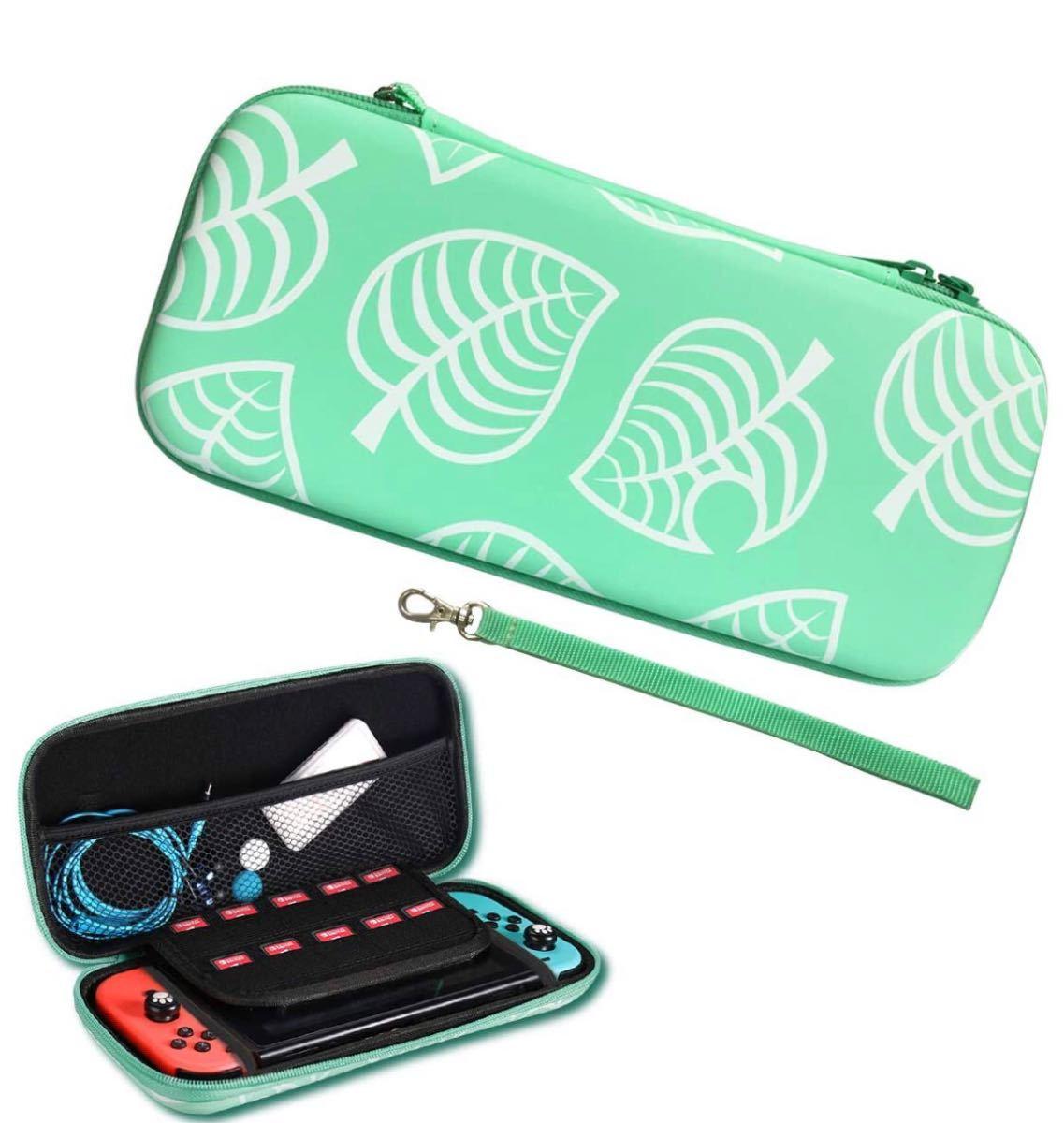 Nintendo Switch ケース かわいい どうぶつの森 任天堂スイッチ