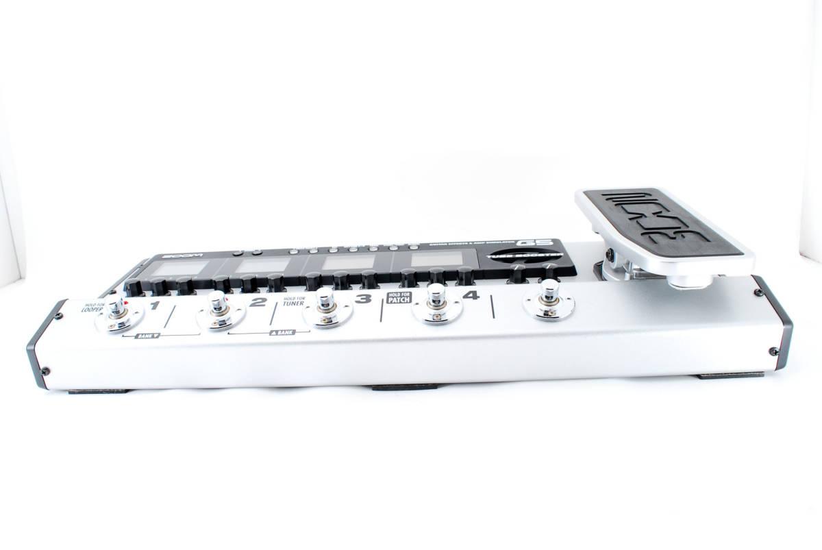Zoom ズーム G5 Guitar Multi & Amp Simulator ACアダプタ ボックス付 [美品] #708916_画像3