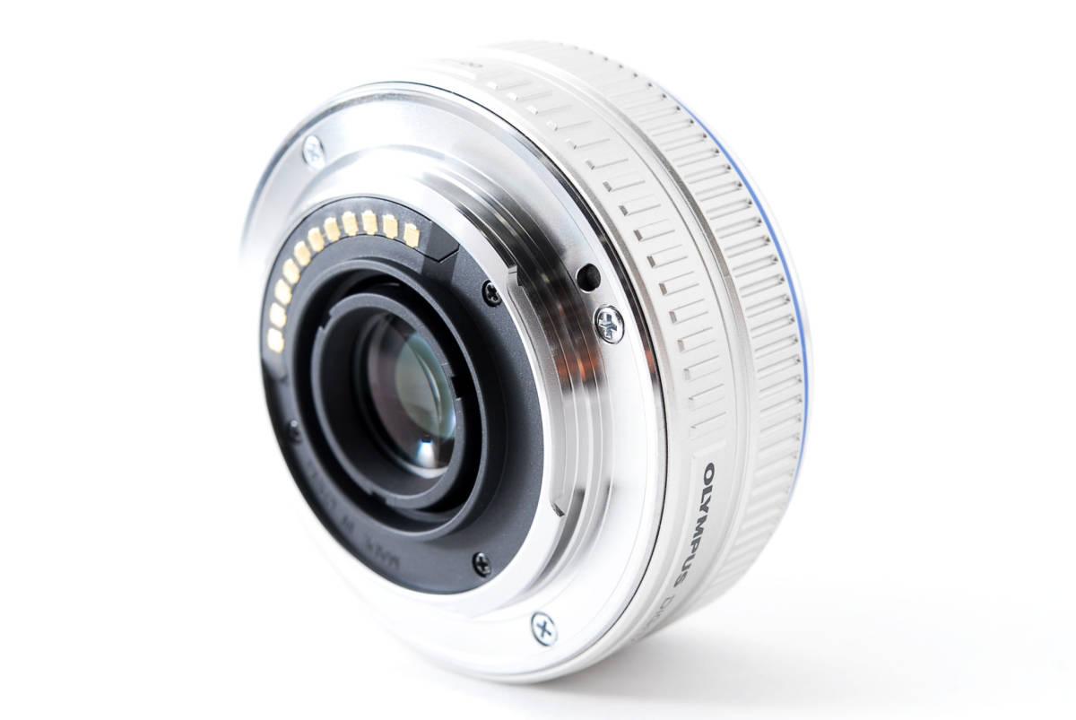 Olympus オリンパス M.ZUIKO DIGITAL 17mm f/2.8 広角 標準 単焦点 パンケーキ レンズ [超美品] #708924_画像5