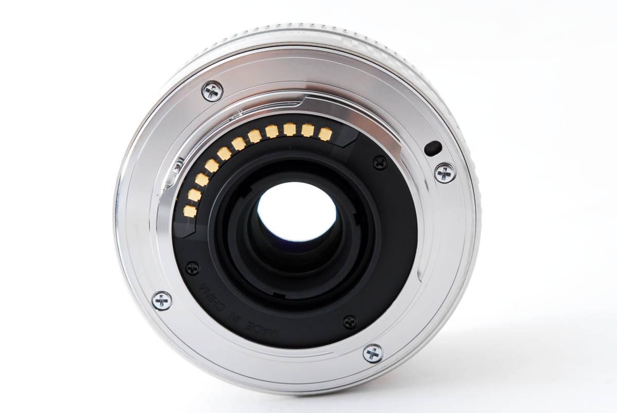 Olympus オリンパス M.ZUIKO DIGITAL 17mm f/2.8 広角 標準 単焦点 パンケーキ レンズ [超美品] #708924_画像6