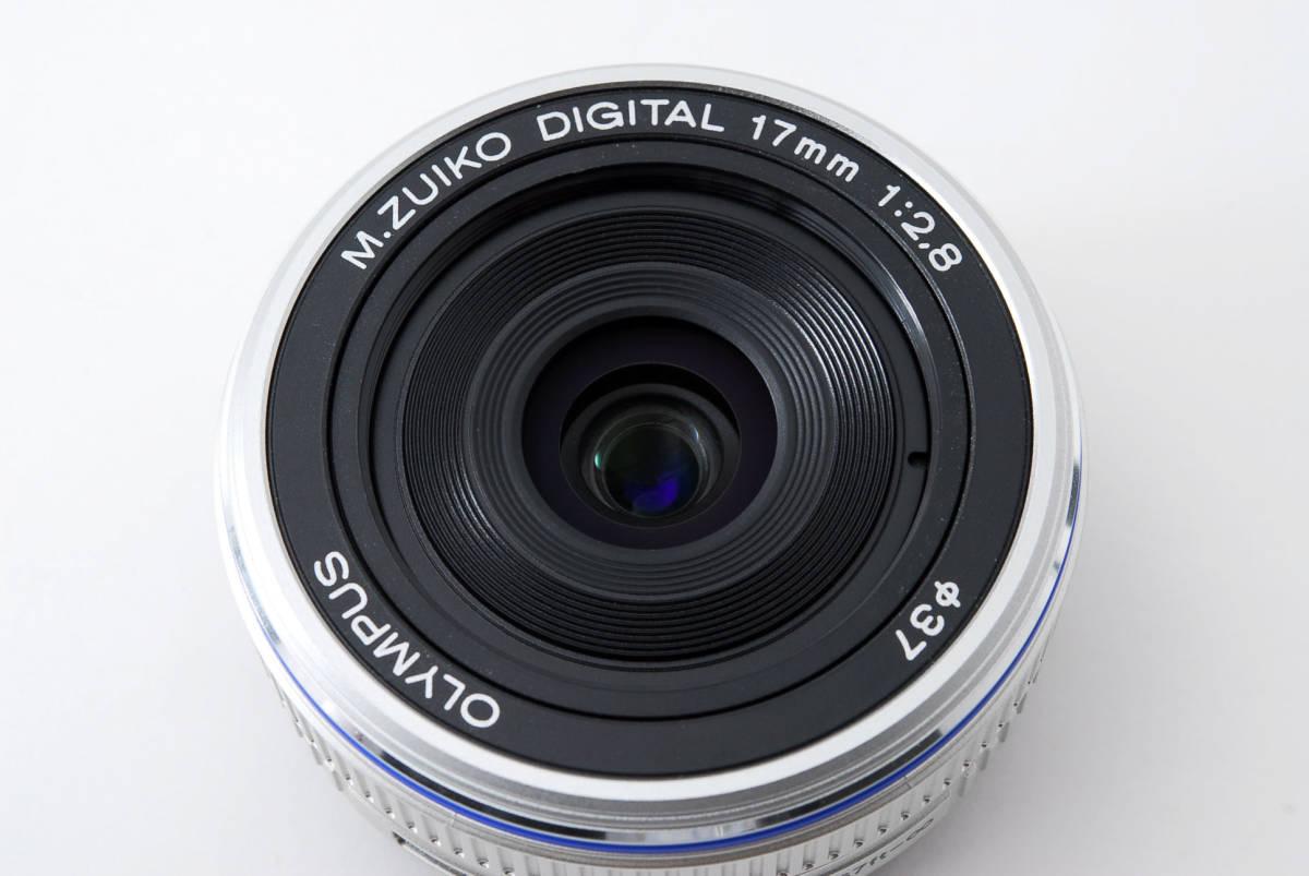 Olympus オリンパス M.ZUIKO DIGITAL 17mm f/2.8 広角 標準 単焦点 パンケーキ レンズ [超美品] #708924_画像10