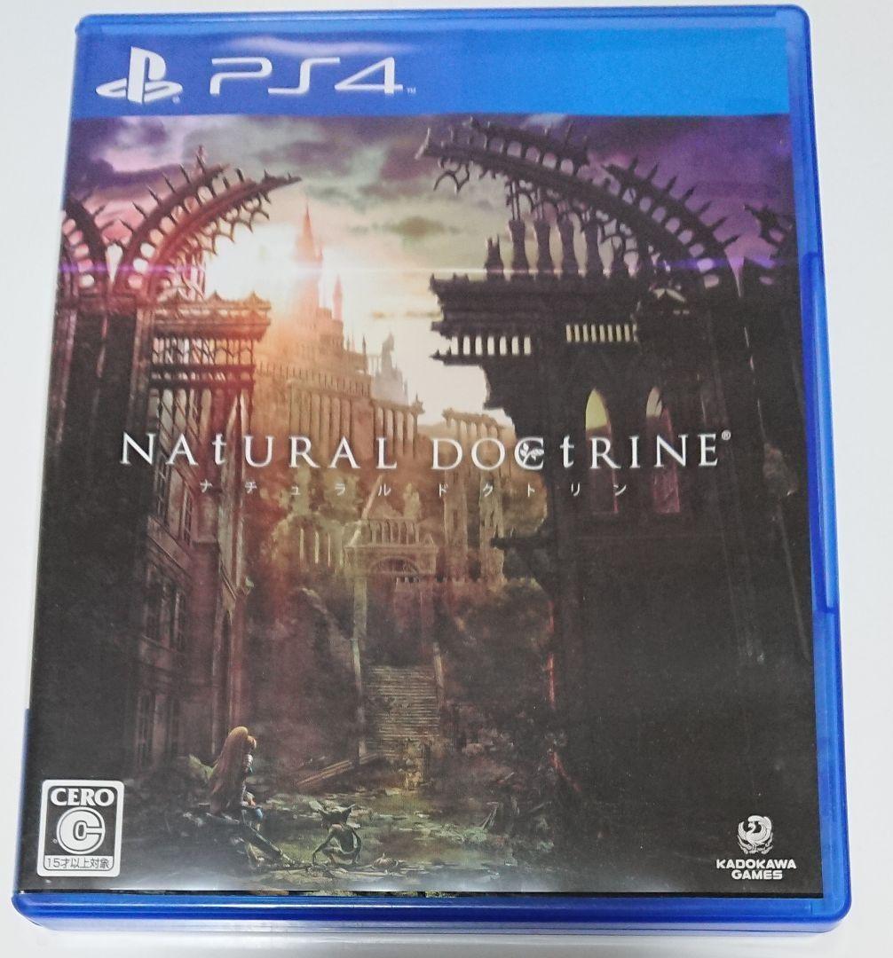 【PS4】 NAtURAL DOCtRINE [通常版]