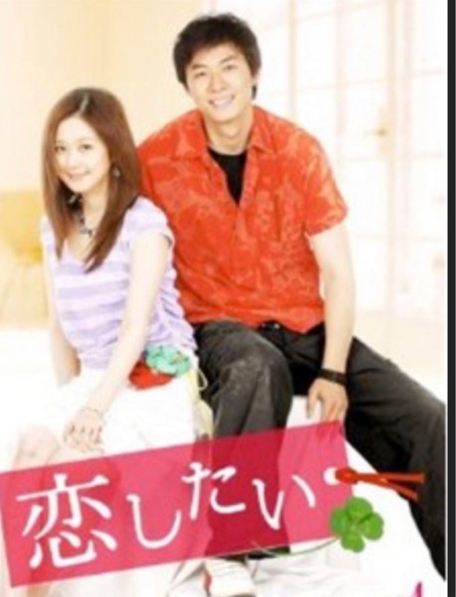 韓国ドラマ DVD 恋したい チャンナラ