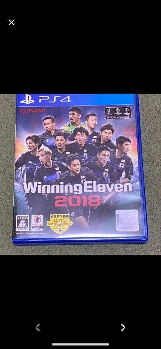 ウイニングイレブン 2018 PS4