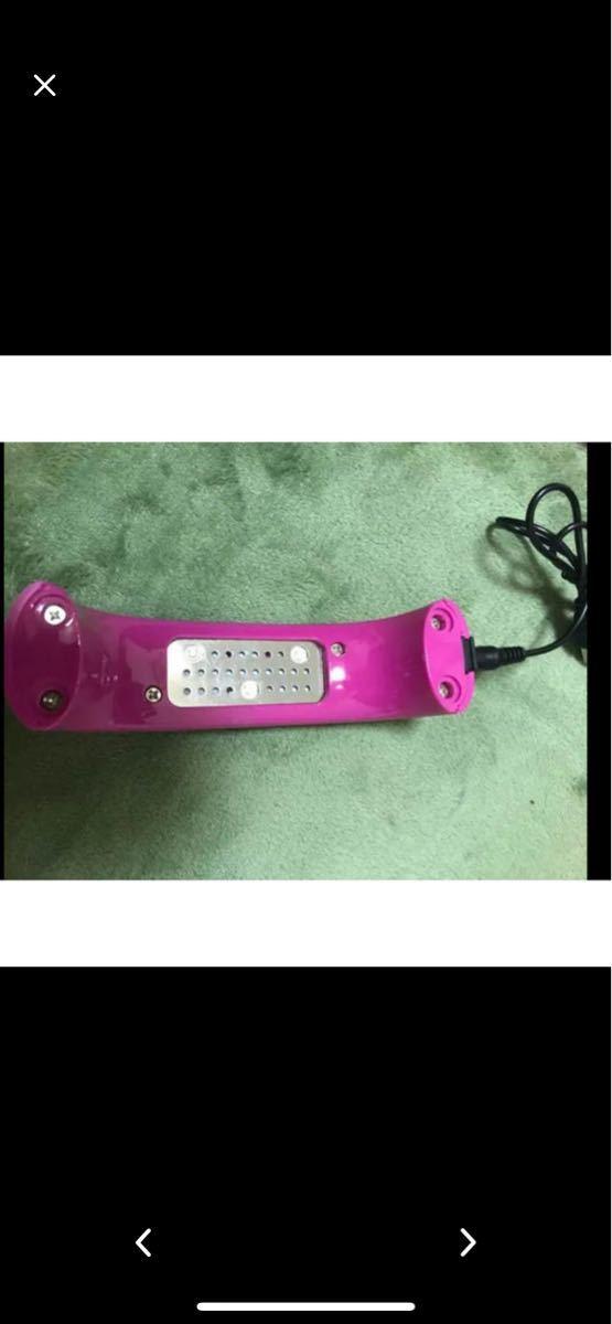 ジェルネイル ライト LED 携帯用