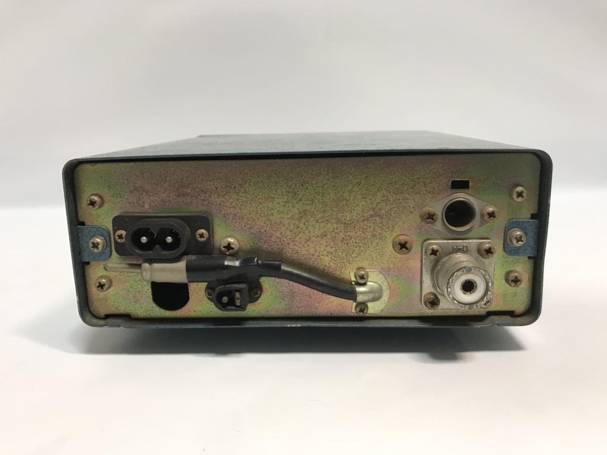 メーカー不明 無線機 受信機 R-508 通電確認 ジャンク扱い Digital Phase Locked Receiver T0120409_画像4