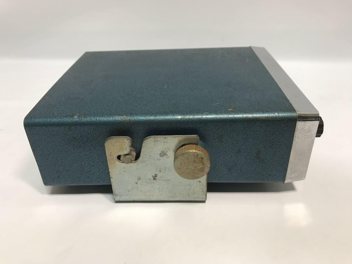 メーカー不明 無線機 受信機 R-508 通電確認 ジャンク扱い Digital Phase Locked Receiver T0120409_画像3