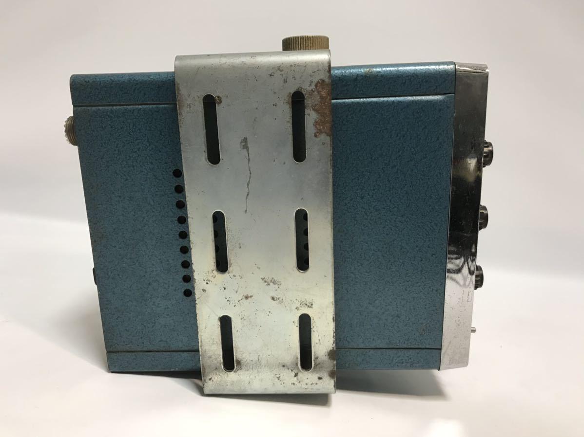 メーカー不明 無線機 受信機 R-508 通電確認 ジャンク扱い Digital Phase Locked Receiver T0120409_画像5