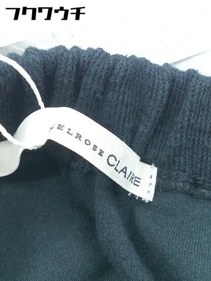 ◇ ●美品● MELROSE メルローズ 長袖 カットソー サイズF ブラック レディース_画像3