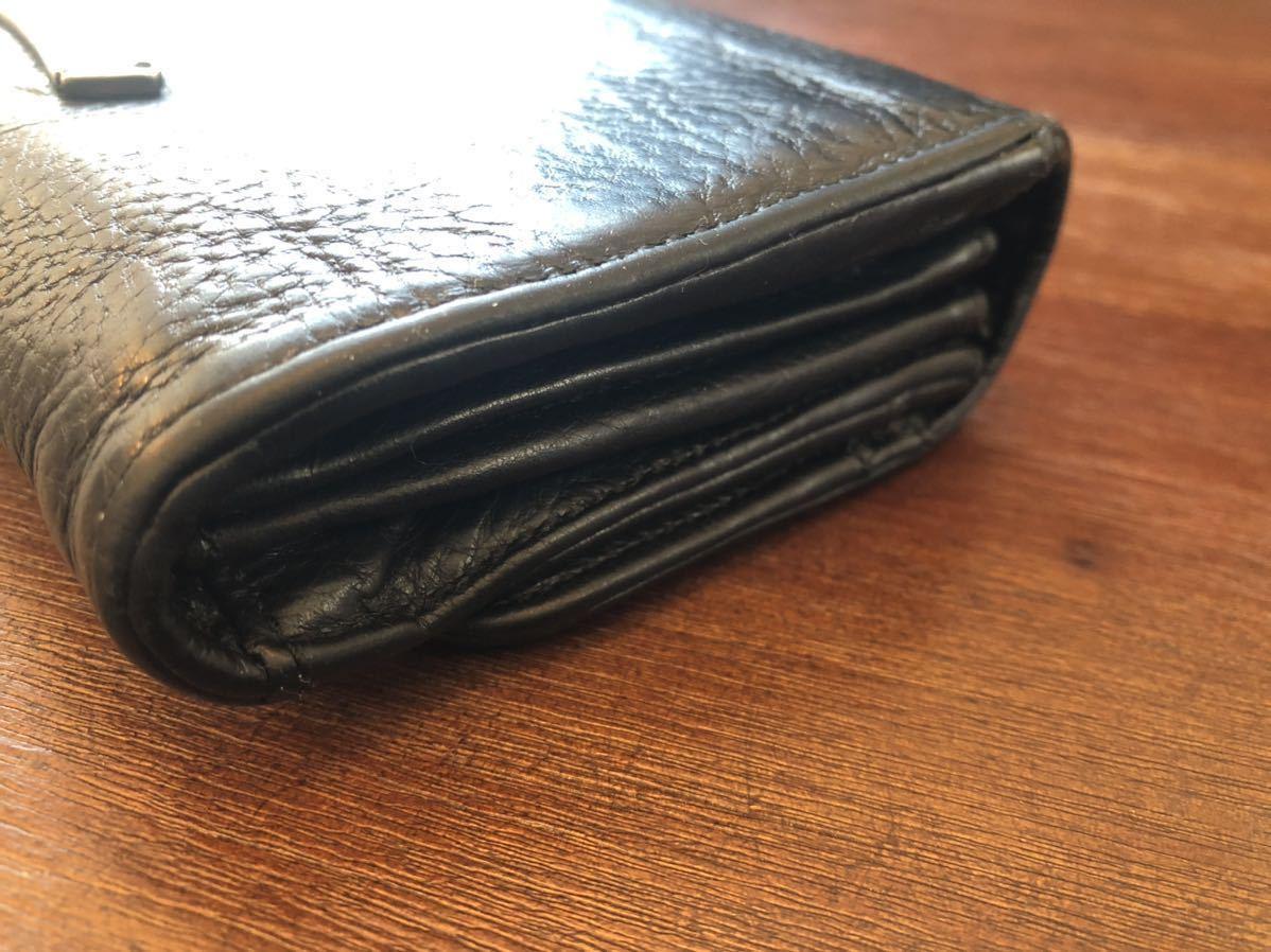 【売り切り値下げ】クロムハーツ JUDYウォレット 長財布 インボイス原本付属 _画像4