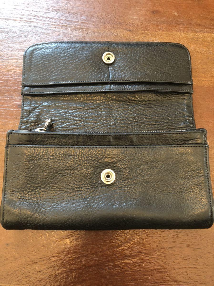 【売り切り値下げ】クロムハーツ JUDYウォレット 長財布 インボイス原本付属 _画像2
