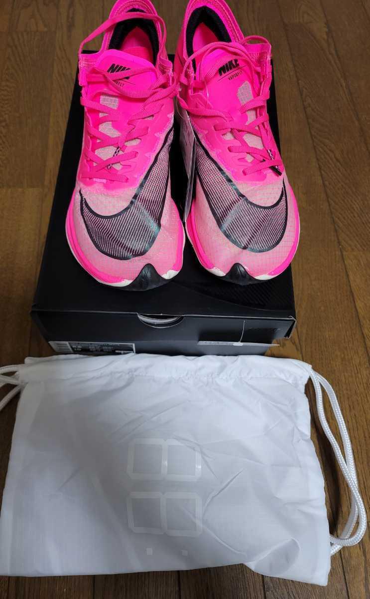 NIKE ナイキヴェイパーフライNEXT% 26.5cm ピンク