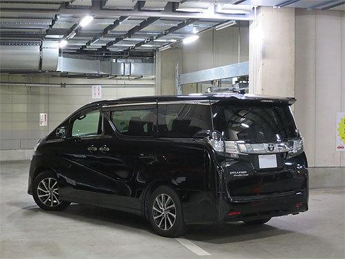 「☆車検令和4年12月 低走行 ヴェルファイア エグゼクティブラウンジ ブラック サンルーフ JBL リヤエンタメ 売り切ります☆」の画像2