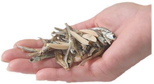 送料無料・ e-hiroya 無添加 小袋 アーモンドフィッシュ 100袋 お徳用パック 給食用 国産 小魚 チャック袋入り…_画像8