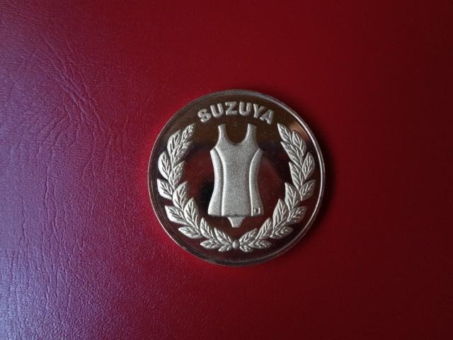記念メダル■コミケ76■涼屋■SUZUYA_画像1
