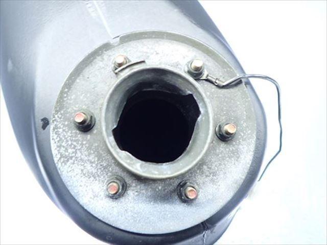 βBI11-2 スズキ ストリートマジック TR50S CA1LB (H12年式) 燃料 タンク フューエルタンク 漏れ無し!割れ無!_画像5