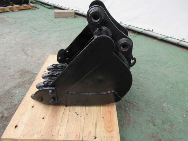 FS11 重機 用 バケット ピン径35mm 幅420mm ユンボ 建設機械_画像2