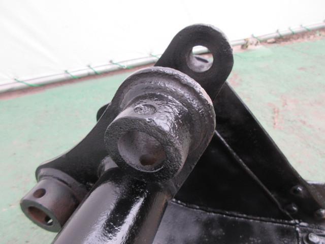 FS11 重機 用 バケット ピン径35mm 幅420mm ユンボ 建設機械_画像8