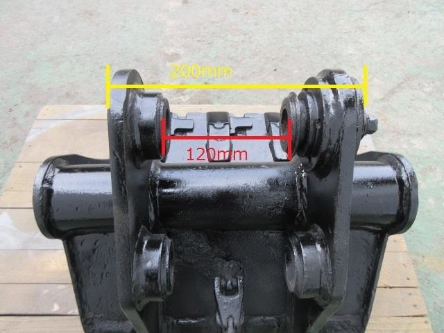 FS2 重機 用 バケット ピン径30mm 幅400mm ユンボ 建設機械_画像9