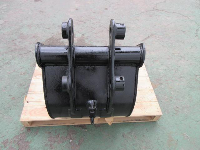 FS11 重機 用 バケット ピン径35mm 幅420mm ユンボ 建設機械_画像3