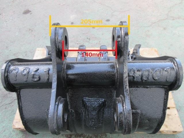 FS14 重機 用 バケット ピン径39mm 幅560mm ユンボ 建設機械_画像9