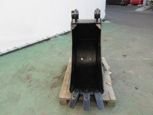 FS38 重機 用 狭幅バケット ピン径45mm 幅370mm ユンボ 建設機械 バケット_画像1