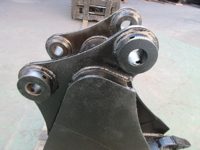 FS38 重機 用 狭幅バケット ピン径45mm 幅370mm ユンボ 建設機械 バケット_画像8