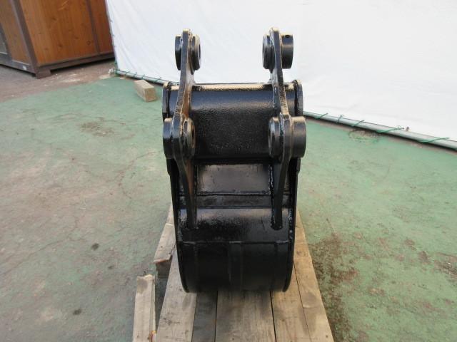 FS38 重機 用 狭幅バケット ピン径45mm 幅370mm ユンボ 建設機械 バケット_画像3