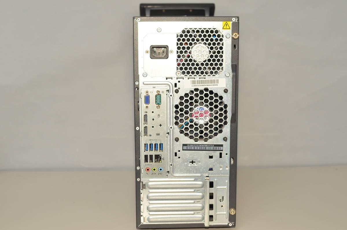 LENOVO 超高速 ゲーミングPC Windows10+office 高性能core i7-4770 新品爆速SSD256GB+HDD1TB/メモリー8GB/DVDマルチ/便利なソフト多数_画像4