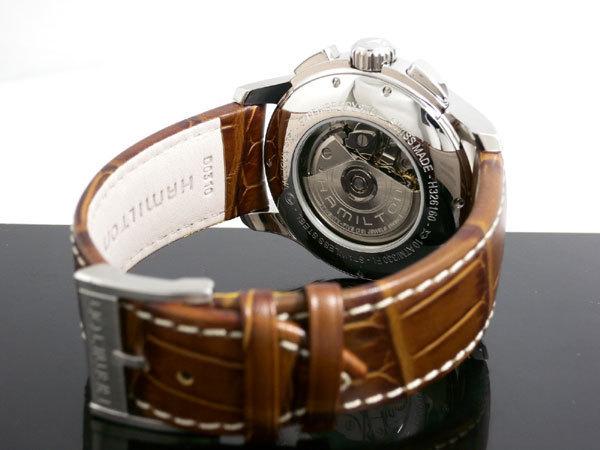 ハミルトン HAMILTON 自動巻き 腕時計 H32616553_画像3