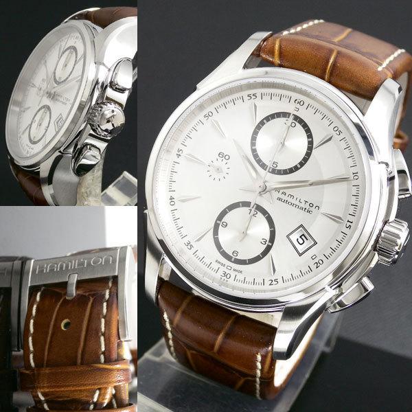 ハミルトン HAMILTON 自動巻き 腕時計 H32616553_画像2