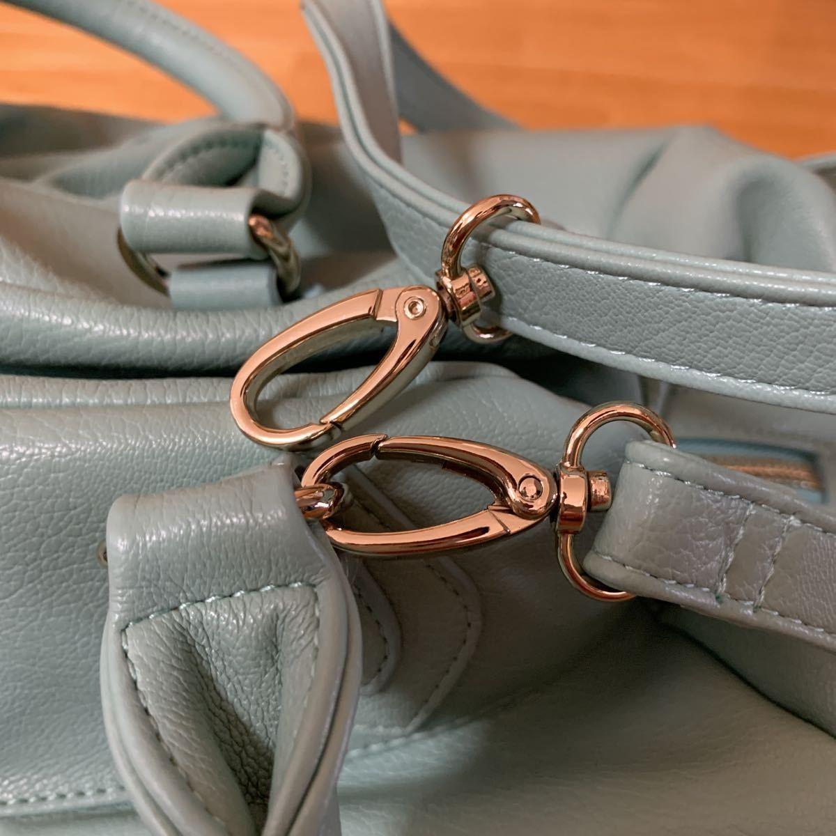 バッグ FREE'S PHRASE レディース バッグ 鞄 レザー(合皮) ショルダーバッグ 中古 美品 送料無料