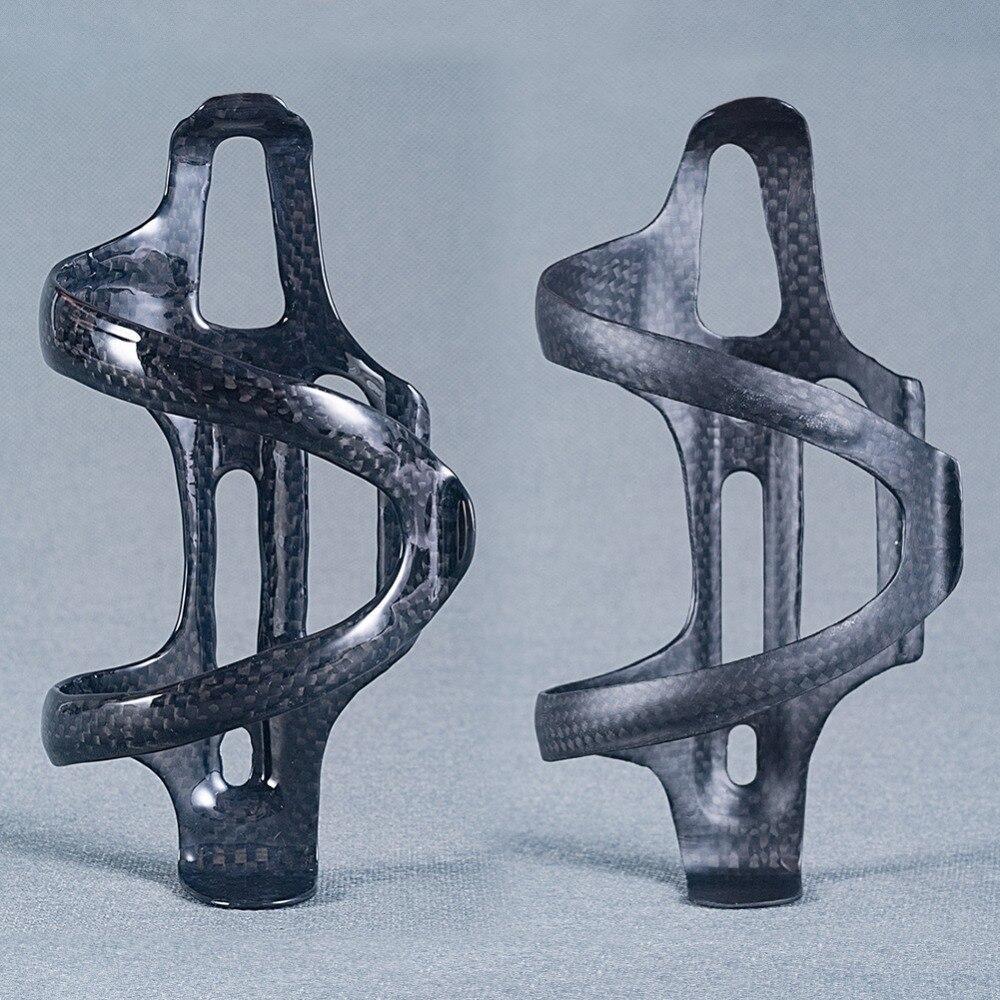 カーボンボトルケージロードバイクマウンテンバイク3 3k udサイクリング炭素繊維自転車ボトルケージサイクリング水ボトルホルダー_画像4