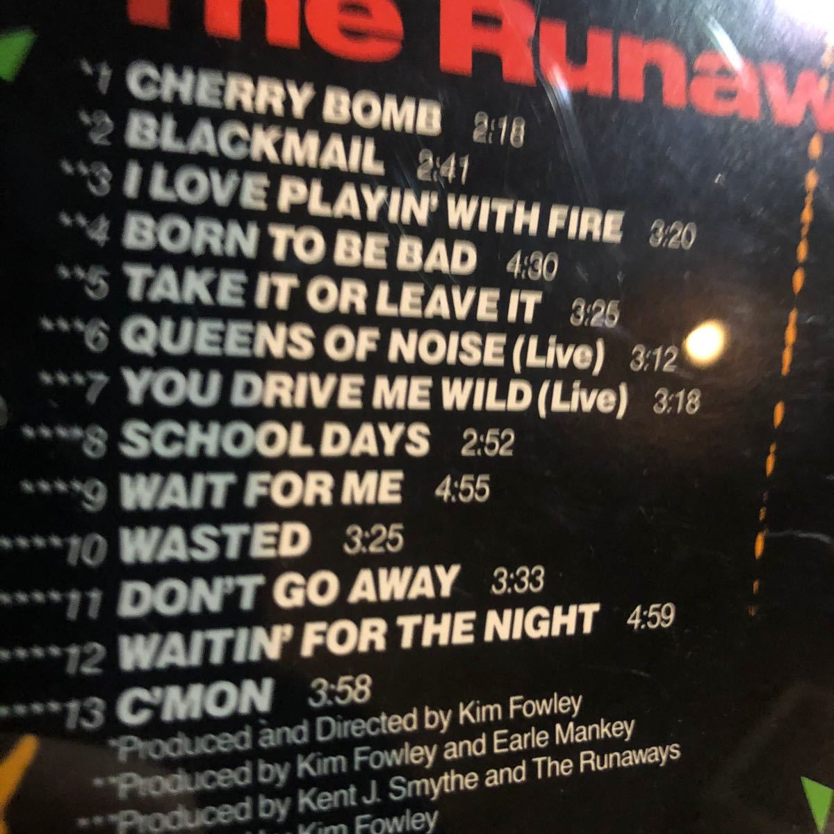 The Runaways / The Best of the