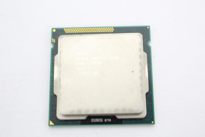 Intel CPU Core i7 2600S 2.80GHz 4コア 8M MALAY LGA1155☆_画像1