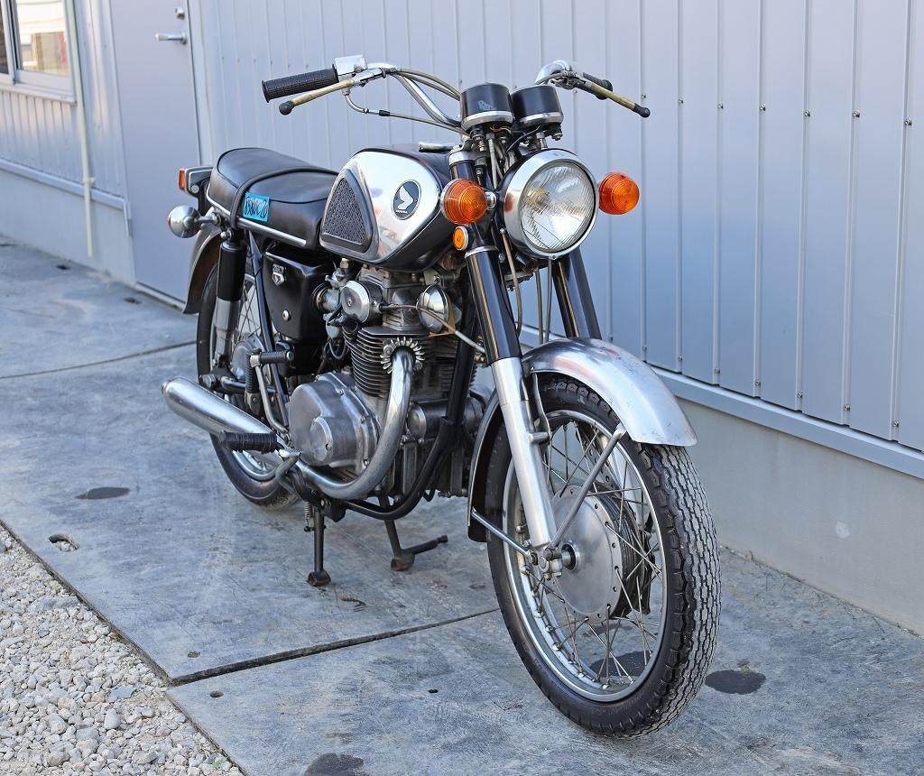 「8580C20 直接引取限定 HONDA ホンダ バイク CB250 自動二輪」の画像3