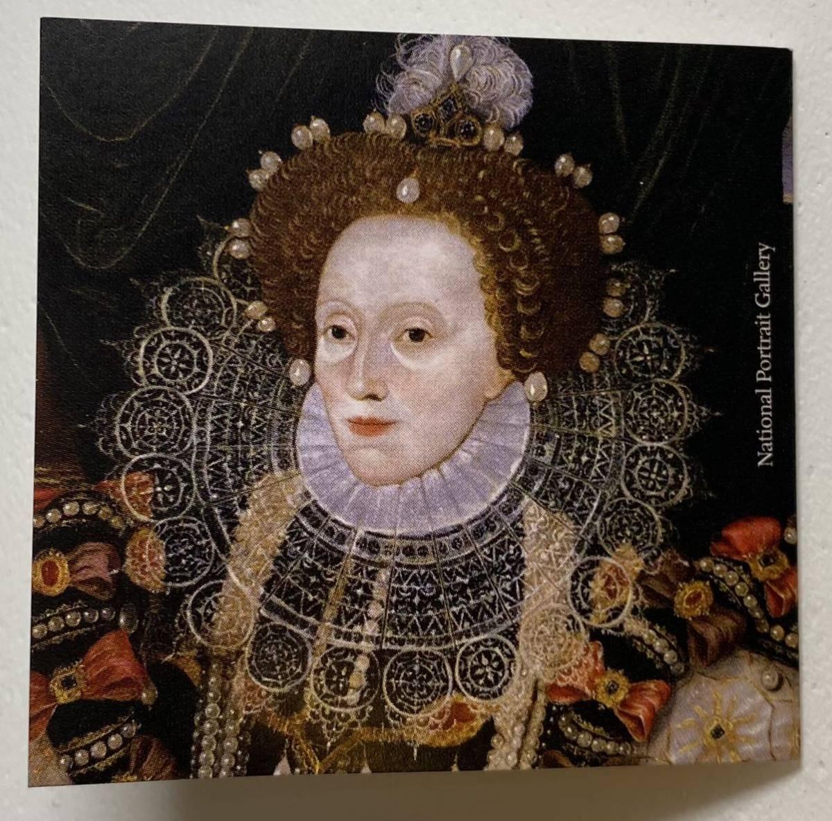 イギリス金貨 2008 5ポンド エリザベス1世 NGC PF70UC 発行枚数1500枚 NGC最高鑑定27枚_画像8