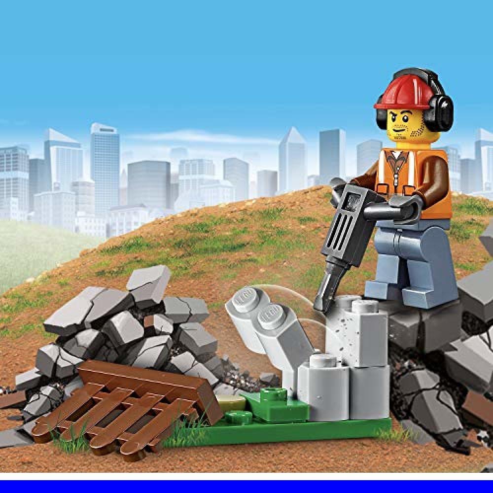 ■即決・レゴ(LEGO) シティ 工事現場のシャベルカー 60219 ブロック おもちゃ 男の子 車_画像5