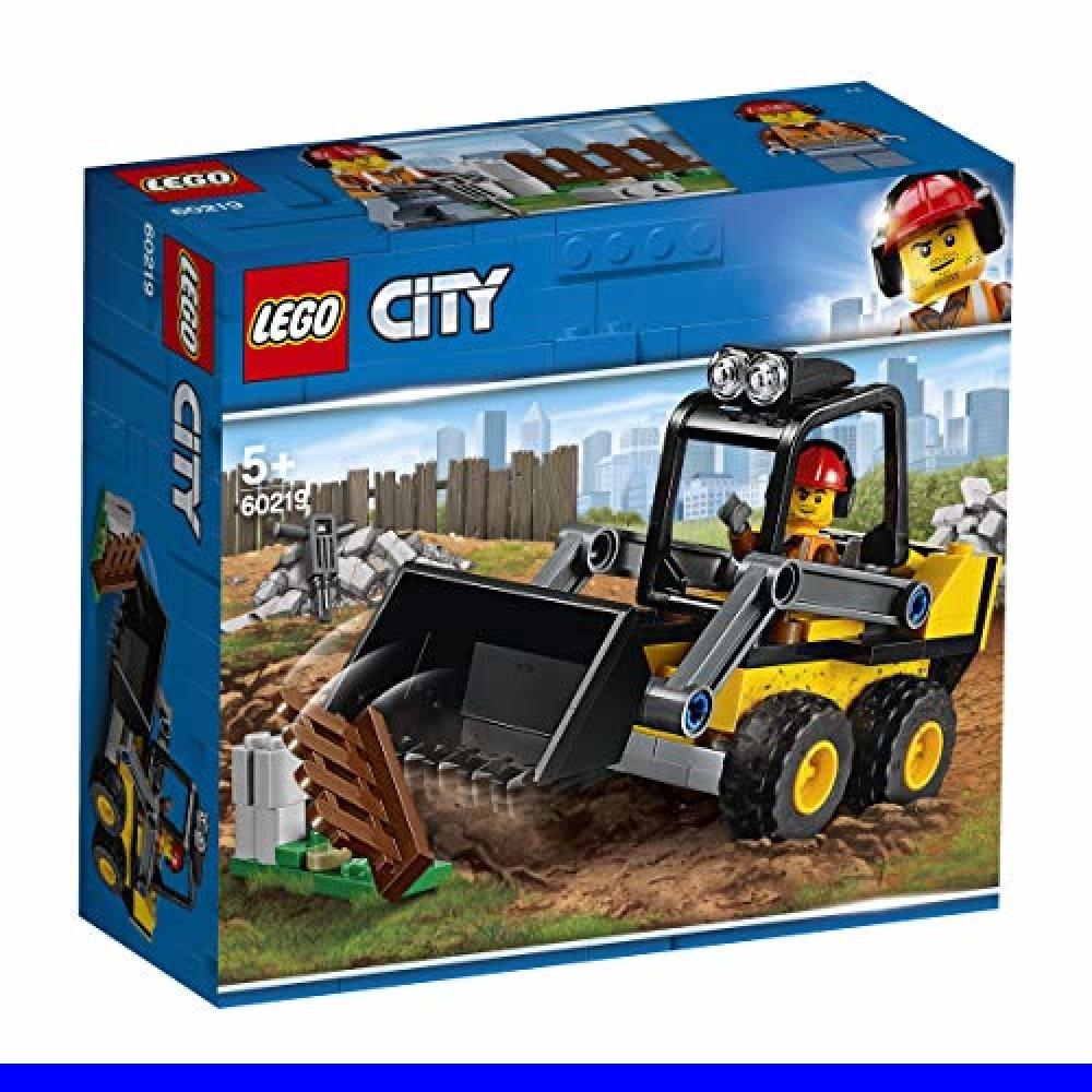 ■即決・レゴ(LEGO) シティ 工事現場のシャベルカー 60219 ブロック おもちゃ 男の子 車_画像8