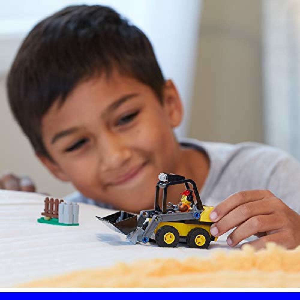 ■即決・レゴ(LEGO) シティ 工事現場のシャベルカー 60219 ブロック おもちゃ 男の子 車_画像7
